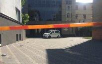 Sučiuptas buvęs kalinys, dėl kurio buvo evakuotas Kauno apygardos teismas