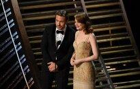 Ryan Gosling ir Emma Stone