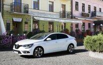 Po Renault Megane Grand Coupe pavadinimu slepiasi sedanas