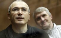 Michailas Chodorkovskis ir Platonas Lebedevas