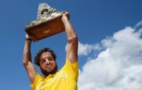 Šveicarijoje – ispano F. Lopezo triumfas