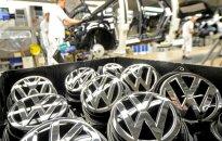"""""""Volkswagen"""" sumokės JAV 4,3 mlrd. dolerių dėl """"emisijų skandalo"""""""