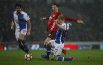 Zlatanas Ibrahimovičius, Manchester United