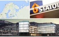 """Paskutinį praėjusių metų ketvirtį """"Statoil"""" patyrė nuostolių"""