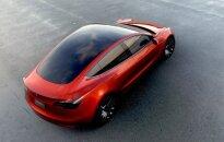 """Tesla"" akcininkams – optimizmo dozė"