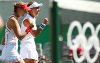 Jelena Vesnina ir Jekaterina Makarova