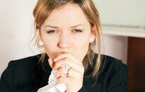 Klastingasis gripas jau čia: kaip jį atskirti nuo peršalimo?