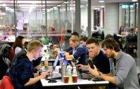 Dirbančiųjų IT specialistų dalis Lietuvoje - viena mažiausių Europoje
