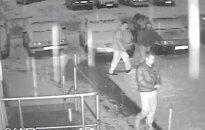 Alytaus pareigūnai ieško kamerą sulaužusių chuliganų