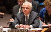 Rusijos ambasadorius prie JT Vitalijus Čiurkinas