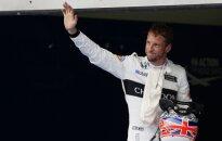 J. Buttonas prieš savaitgalį: tai bus paskutinės mano lenktynės