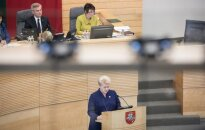 President Dalia Grybauskaitė annual State of the Nation Address to the Seimas