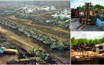 Paneigė sovietų pirštą mintį, kad baisiausia avarija įvyko dėl žmogiškos klaidos