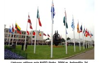 NATO HQ in Brussels