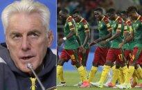 Hugo Broosas ir Kamerūno rinktinė