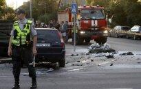 Kaune žuvo motociklininkas