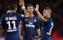 Paryžiaus Saint-Germain futbolininkai