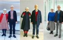 Neįtikėtina: 37-erius metus vedusi japonų pora kasdien rengiasi suderintai