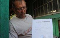 Ekspedicija į Sibirą - vizitas pas Stanislavą