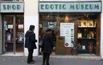 Paryžiaus erotikos muziejus pardavė savo eksponatus