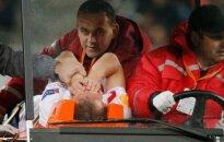 """UEFA Europos lygos pusfinalyje – kraupi trauma ir """"Liverpool"""" nesėkmė"""