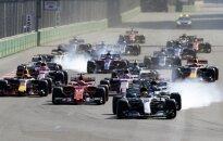 """""""Formulės-1"""" lenktynės Baku"""