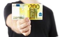 Ispanija: išsiblaškęs rinkėjas įmetė į balsadėžę 200 eurų