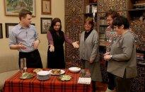Jonas Gricius laidoje Virtuvės istorijos