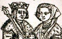 GDL Grand Duke Aleksandras and his wife Elena