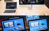 """""""Apple"""" meta iššūkį """"Microsoft"""""""