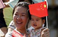 Į Lietuvą vis dažniau krypsta kinų akys