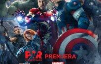 """Filmo """"Keršytojai"""" recenzija: patiks superherojų mėgėjams"""