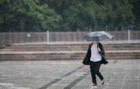 Orai subjurs: bus šilta, bet šlapia