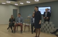 """Debatų """"Sugrįžtanti Lietuva: utopija ar realybė"""" vaizdo įrašas"""