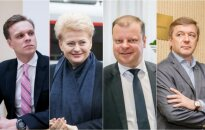 Most Influential in Lithuania 2017: Politicians
