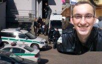 Keturguba žmogžudyste įtariamas E. Anupraitis su pareigūnais nebendrauja