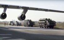 """""""Reuters"""": karinių veiksmų eiga Sirijoje nuvylė V. Putiną"""