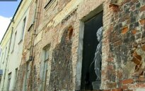 The structure is believed to be one of the oldest surviving stone building in Kaunas. Photo LRT