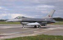 NATO oro policijos misijoje ispanus keičia portugalai