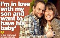 Nesuvokiama: motina ir sūnus gyrėsi protą temdančiu seksu