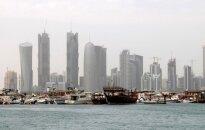 Saudo Arabija sustabdė su Kataru siejamos sporto televizijos abonementų pardavimą