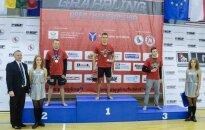 Graplingo turnyro nugalėtojas Rokas Naruševičius