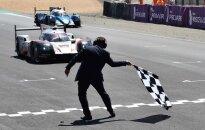 Le Mano lenktynes vėl laimėjo Porsche komanda