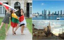 Durys į Ameriką prasivėrė dar besimokant: į akis krito skirtumai tarp amerikiečių ir lietuvių