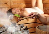 Vienas veiksmingiausių odos valymo būdų – garinimasis pirtyje
