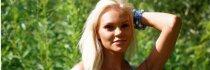 Paskutinį vasaros savaitgalį Vita Jakutienė pasitinka pasipuošusi gaivios spalvos suknele (FOTO – straipsnyje)