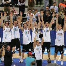 Lietuvos rytas - Europos taurės turnyro čempionas