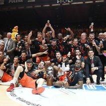 Valencia krepšininkai