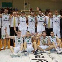 Prienų krepšininkai 2009 metais