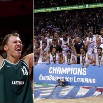 Šarūnas Jasikevičius, Ispanijos krepšinio rinktinė (Foto: Scanpix ir Vida press)